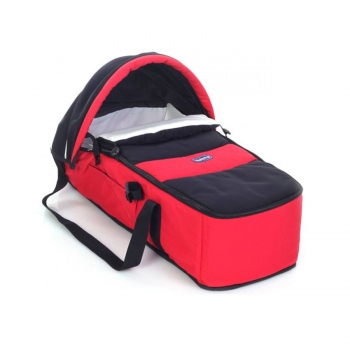 CHICCO - COUFFIN PORTABLE ROUGE