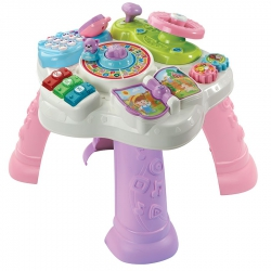 VTECH - MA TABLE D'ACTIVITE BILINGUE ROSE