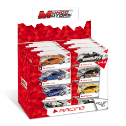 MONDO MOTORS - RACING COLLECTION 1/43