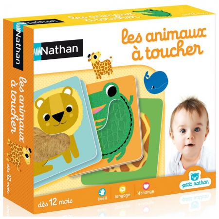 NATHAN - ANIMAUX A TOUCHER