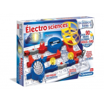 CLEMENTONI - 51112 - ELECTRO SCIENCES
