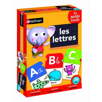 NATHAN - LES LETTRES