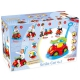 DOLU - SMILE CAR 4 IN 1 UNASSEMBLED IN PRINTED BOX