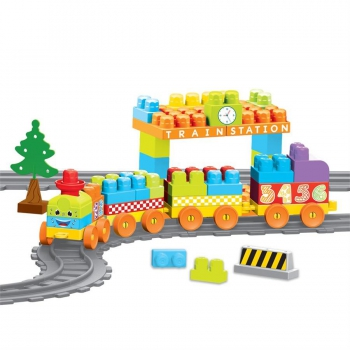 DOLU - TRAIN SET 85 PCS