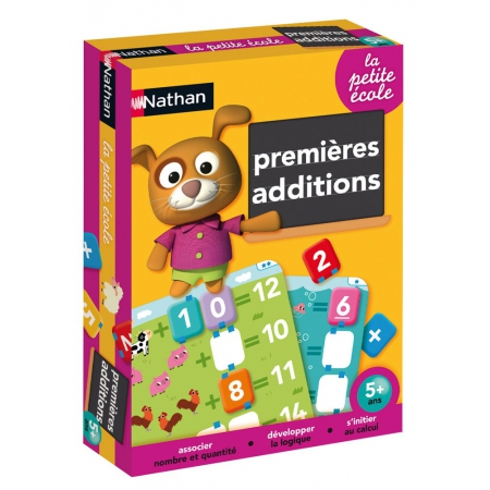Nathan - Premières additions