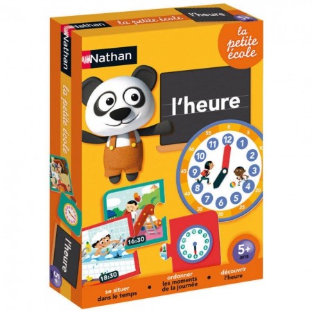 Nathan - L'heure