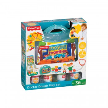 FISHER PRICE - MALETTE DOCTEUR