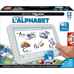 EDUCA - TOUCH JUNIOR L'ALPHABET