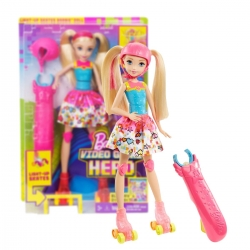 MATTEL - BARBIE SUPER HEROINE JEUX VIDEOS