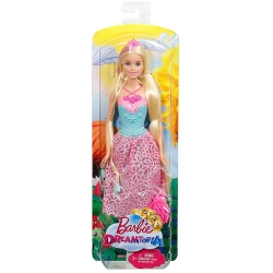 MATTEL - BARBIE PRINCESSE CHEVELURE MAGIQUE