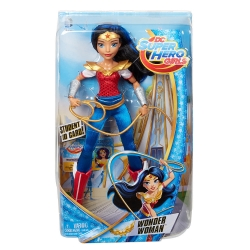 MATTEL - BARBIE SUPER HERO WONDER WOMEN