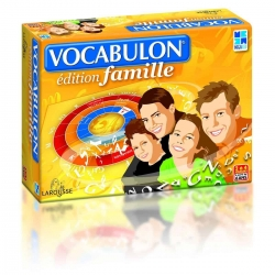 MEGABLEU - VOCABULON EDITION FAMILLE