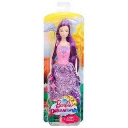 MATTEL - BARBIE PRINCESSE CONTE DE FEE PURPLE