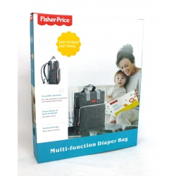 SAC A LANGER FISHER PRICE