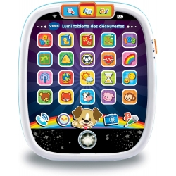 VTECH - LUMI TABLETTE DES DECOUVERTES
