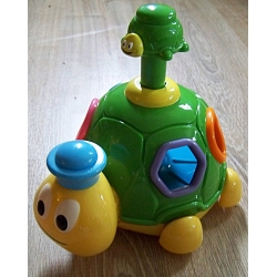 HAPPIKID - TURTLE SHAPE SURPRISE