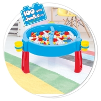 DOLU - TABLE D'ACTIVITE 100 BLOCKS GEANTS