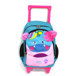 POLO - TROLLEY PINK PONY