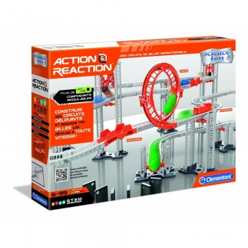 CLEMENTONI SCIENCE- ACTION & REACTION - PREMIUM SET