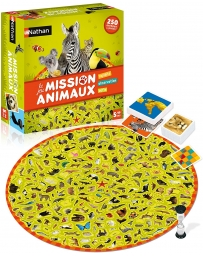 NATHAN - MISSION ANIMAUX